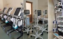 Nhiều bệnh viện đóng góp nguồn lực cho bệnh viện dã chiến TP.HCM