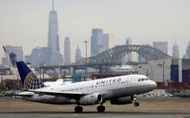 United Airlines hủy chuyến bay đến Trung Quốc tới cuối tháng 4-2020