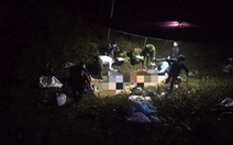 3 người trong gia đình tử vong trên đường đi chùa về
