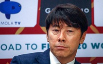 HLV Shin Tae-yong chê các cầu thủ Indonesia yếu thể lực