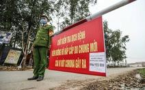 Phó thủ tướng Vũ Đức Đam: 'Việt Nam đã kiểm soát được dịch'