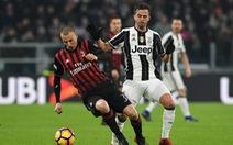 Juventus - AC Milan: Những gã khổng lồ trong đêm tối