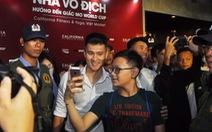 Công Vinh: 'Thể hình, thể lực cầu thủ Việt Nam bây giờ tốt nhiều so với  thời của tôi'