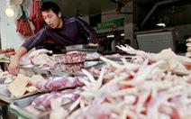 Cảng Trung Quốc hết chỗ chứa container gia cầm đông lạnh do virus corona