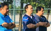 V-League 2020 còn chưa đá, B.Bình Dương đã thay HLV mới sau 2 tháng