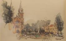 Hồn đô thị qua tác phẩm của họa sĩ Phong Khiếu
