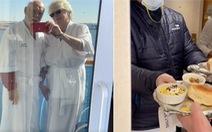 Cuộc sống trên du thuyền Diamond Princess, 'ổ dịch' COVID-19 lớn thứ hai thế giới