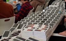 Nhật phát miễn phí 2.000 iPhone cho khách kẹt trên du thuyền Diamond Princess