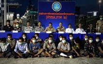 Thái Lan cách ly 21 ngư dân Việt Nam để xét nghiệm COVID-19