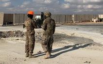 Tấn công bằng rocket gần đại sứ quán Mỹ ở Iraq