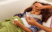 92 trẻ em Mỹ chết vì cúm mùa, cao nhất trong 10 năm qua