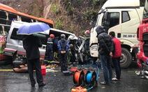 Tai nạn liên hoàn giữa 2 xe khách và xe đầu kéo, 7 người thương vong