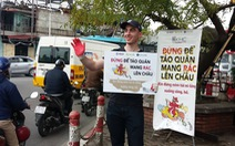Những ông Tây làm 'chuyện lạ' ở Việt Nam - Kỳ 7: Những anh Tây 'giải cứu' sông Hồng