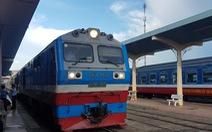 Đề xuất chạy tàu Hà Nội - TP.HCM như bình thường từ 30-4