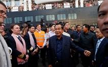 Kiểm soát dịch chặt chẽ ở biên giới với Campuchia