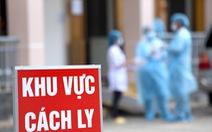 Người vào cách ly ở bệnh viện dã chiến Củ Chi tăng là bình thường