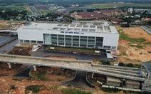 Cuối tháng 4 tới khai trương bến xe Miền Đông mới