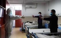 Lần đầu tiên số ca xuất viện cao hơn số ca nhiễm mới tại Trung Quốc
