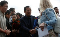 Ông Hun Sen lên tiếng về quyết định cho du thuyền Westerdam cập cảng