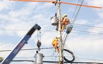 Ưu tiên cấp điện tưới tiêu, chống hạn mặn cho các tỉnh miền Tây