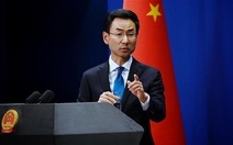 Ông Cảnh Sảng rời vị trí phát ngôn Bộ Ngoại giao Trung Quốc