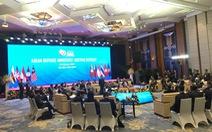 Bộ trưởng Quốc phòng ASEAN nhất trí hợp tác chống dịch COVID-19