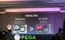 Lùm xùm với Honda VN, Pega đổi tên xe eSH thành ESP
