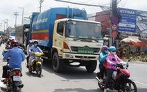 TP.HCM cấm xe 5 tấn chạy vào giờ cao điểm: Lo rác dồn ứ