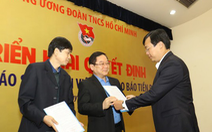 Sáp nhập báo Sinh Viên Việt Nam vào báo Tiền Phong