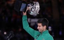 Đánh bại Thiem, Djokovic lần thứ 8 vô địch Giải Úc mở rộng
