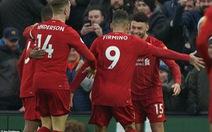 Đè bẹp Southampton, Liverpool bỏ xa Man City 22 điểm