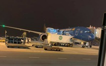 Khách Hàn Quốc tử vong trên máy bay Vietnam Airlines từ Seoul đi Hà Nội