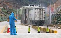 Ngày đầu tiên cửa khẩu Tân Thanh mở lại, 300 tấn nông sản qua Trung Quốc