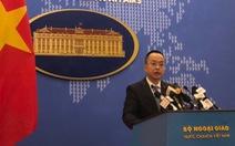 Bộ Ngoại giao: Chống dịch nhưng không đóng cửa thương mại với Trung Quốc
