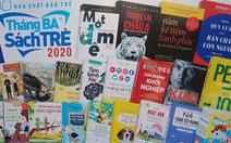 Hàng trăm đầu sách hấp dẫn ngập tràn trong tháng 3
