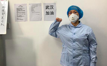 Trang nhật ký của một nữ bác sĩ ở Vũ Hán