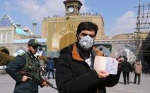 NÓNG: 4 người ở Iran tử vong do nhiễm COVID-19