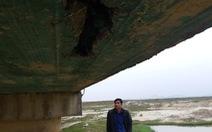Sự cố cầu 'cốt xốp' ở Hà Tĩnh: do nhà thầu thi công ẩu
