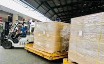 Hàng hóa vận chuyển bằng hàng không bắt đầu phục hồi
