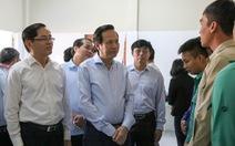 Bộ trưởng Đào Ngọc Dung: Không để diễn ra tình trạng vỡ cơ sở cai nghiện ở Tây Ninh