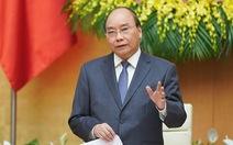 Thủ tướng: Tập trung chính sách 'cú đấm thép' để làm tốt cơ giới hóa, chế biến nông sản