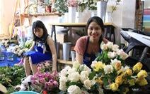 'Giải cứu' hơn 10.000 hoa hồng Đà Lạt trong hai ngày