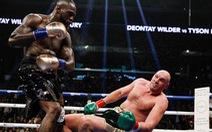 Xem lại hai lần Deontay Wilder khiến Tyson Fury 'đo' sàn