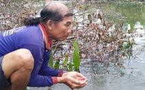 Qua miền khô hạn - Kỳ 4: 'Chiến trường' mặn - ngọt