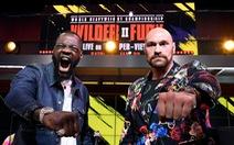 Wilder - Fury: Hai võ sỹ lần lượt tiến lên sàn đấu