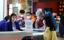 Bắt buộc người nhập cảnh từ Hàn Quốc phải khai báo y tế