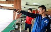 Xạ thủ Hoàng Xuân Vinh, Trần Quốc Cường vẫn đang ở Hàn Quốc