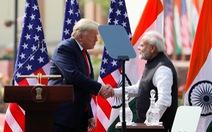 Ấn Độ hứa mua hơn 3 tỉ USD vũ khí của Mỹ
