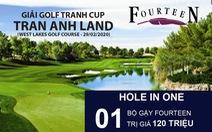 Thêm giải Golf tranh cúp được tổ chức tại Long An