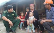 Lính biên phòng học tiếng dân tộc